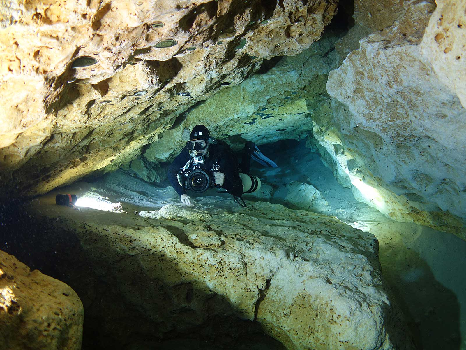 Additional Benefits Of Cave Diver Training