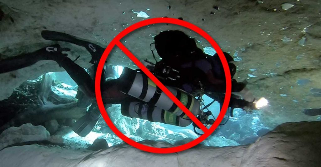 How NOT To Sidemount